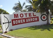 Bowen Arrow Motel - Accommodation Airlie Beach