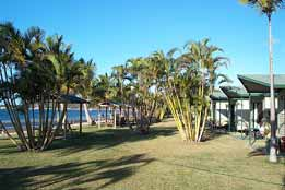 BIG4 Bowen Coral Coast Beachfront Holiday Park - Accommodation Airlie Beach