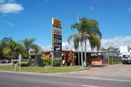 Queens Beach Motor Hotel - Accommodation Airlie Beach