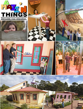 A Maze 'N Things - Accommodation Airlie Beach