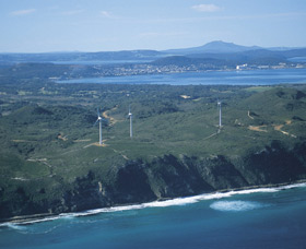 Albany Wind Farm - Accommodation Airlie Beach