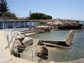Edithburgh Tidal Pool - Accommodation Airlie Beach