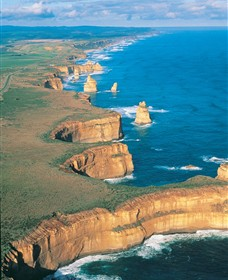 12 Apostles Flight Adventure from Apollo Bay - Accommodation Airlie Beach